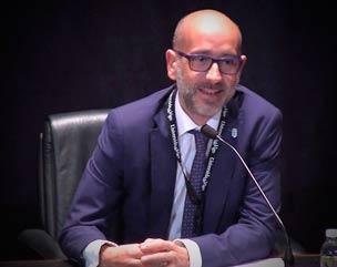 Clausura oficial. Intervención de Manuel Fernández Jauregui