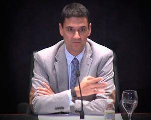 Clausura oficial. Intervención de Francisco José Mora Mas