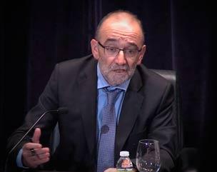 Clausura oficial. Intervención de Xosé Manuel García Vázquez