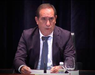 Clausura oficial. Intervención de Valeriano Martínez