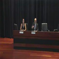 Presentación de Sara Fernández López
