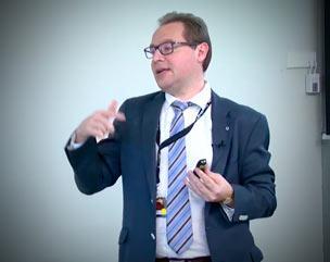 Buenas prácticas en la gestión energética. Intervención de Domingo Calvo Dopico