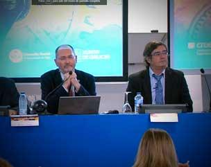 Presentación de Antonio Arias Rodríguez y José Ramón Chaves García